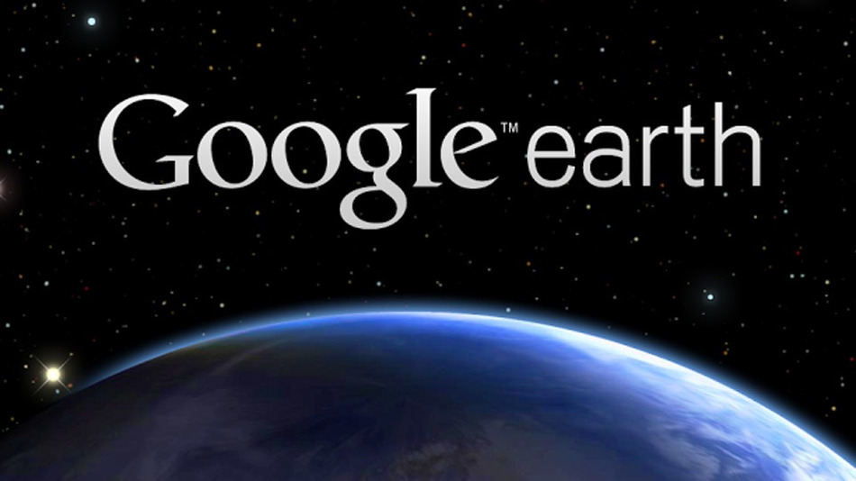 Google Earth no Ubuntu 12.10 - O Mundo Via Satélite