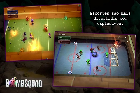 BombSquad está agora disponível no Ubuntu