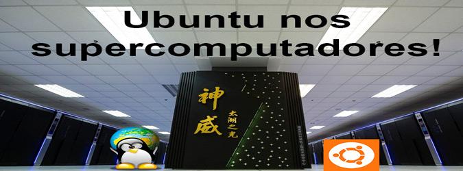 Ubuntu está sendo executado em 5 supercomputadores mais rápidos do mundo