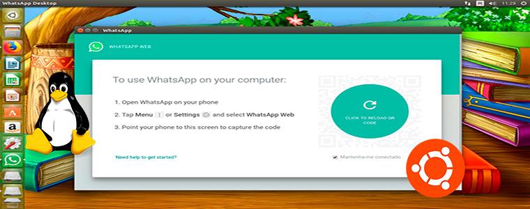 Instale já o WhatsApp Desktop no Ubuntu