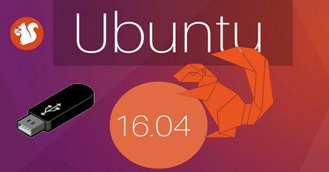 Faça Você Mesmo um Pendrive de Instalação do Ubuntu 16.04 LTS