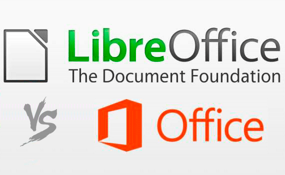 Comparativo entre LibreOffice 6 e Microsoft Office 2016 / 365