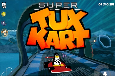 Jogue o SuperTuxKart 0.9.2 no Ubuntu 16.10