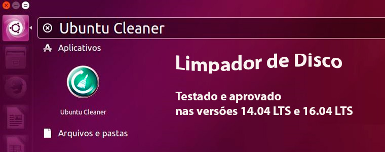 Ubuntu Cleaner - O CCleaner do Ubuntu 14.04 LTS/16.04 LTS