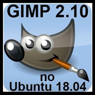 O novo GIMP 2.10: o Photoshop do Ubuntu 18.04 LTS pronto para download