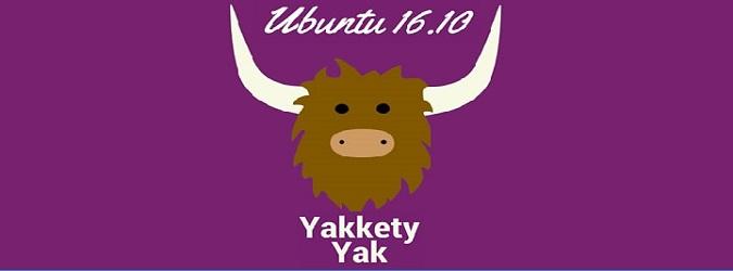 Confira as Novidades do Ubuntu 16.10 Yakkety Yak!